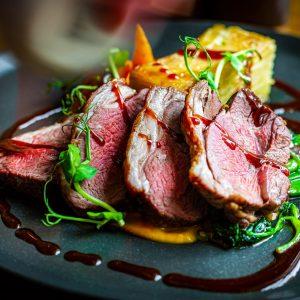AA Rosette Food in Cotswolds