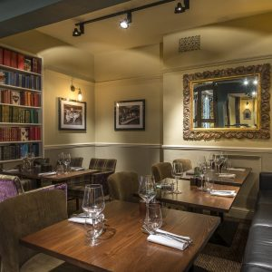 Restaurant Eatery Royal Oak Welshpool
