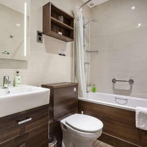 Superior Double Bath ROW